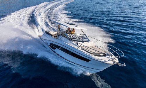 Image of Jeanneau Cap Camarat 10.5 WA for sale in Germany for €225,696 (£194,055) Bönningstedt, , Germany