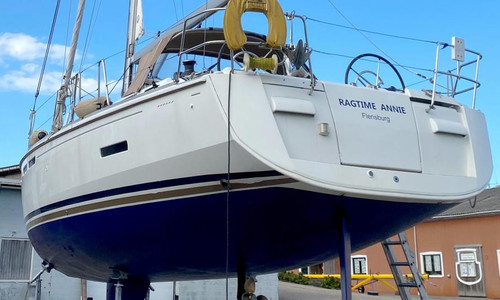 Image of Jeanneau Sun Odyssey 409 for sale in Germany for €129,500 (£111,544) Flensburg, , Germany