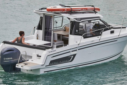 Jeanneau MERRY FISHER 795 SERIE 2 for sale in Germany for €85,790 (£74,571)