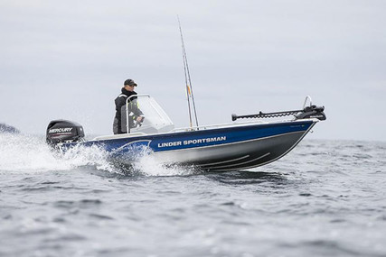 LINDER 445 SPORTSMAN CATCH for sale in Sweden for €10,570 (£9,158)