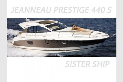 Prestige 440 S for sale in Spain for €285,000 (£245,732)