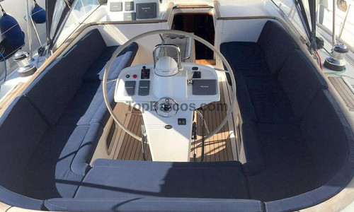 Image of Beneteau Oceanis 57 for sale in Spain for €375,000 (£321,877) Palma de Mallorca, Valencia y Murcia, Alicante, , Spain