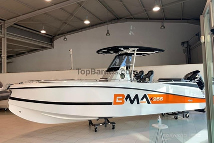 BMA BOATS BMA X266 for sale in Spain for €95,000 (£81,915)