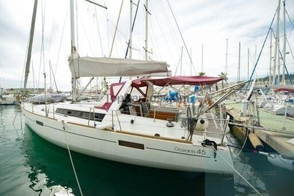 Beneteau Oceanis 45 for sale in Spain for €179,000 (£154,345)