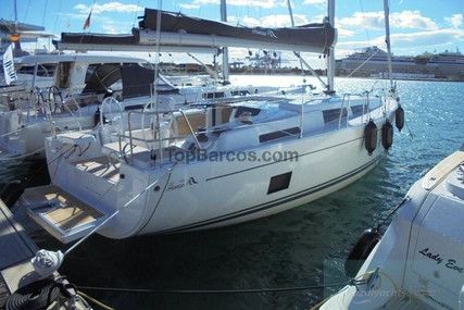 Hanse 418 for sale in Spain for €229,671 (£198,037)