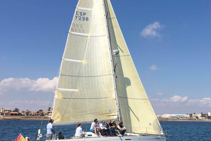 Beneteau First 36.7 for sale in Spain for €79,000 (£68,444)