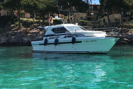 Princess 30 DS for sale in Spain for €50,000 (£42,990)