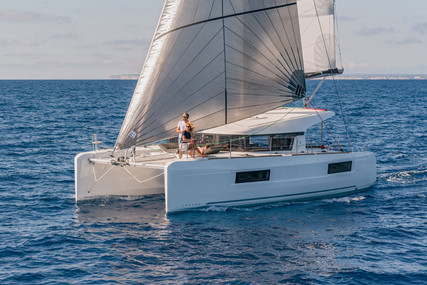 Lagoon 40 for sale in France for €429,000 (£371,676)
