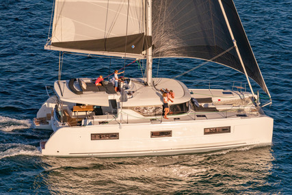 Lagoon 46 for sale in France for €527,640 (£457,715)