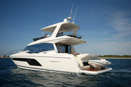 Prestige 590 S for sale in France for €1,239,000 (£1,066,651)