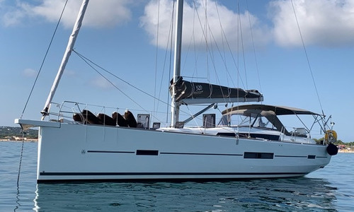 Image of Dufour Yachts 520 Grand Large for sale in France for €390,000 (£338,474) marseille, , France