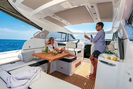 Jeanneau Leader 36 for sale in France for €332,800 (£288,256)