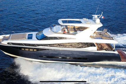 Prestige 750 for sale in France for €1,990,000 (£1,723,645)