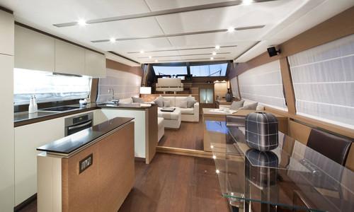Image of Prestige 750 for sale in France for €1,990,000 (£1,727,086) Fréjus-St Raphael, , France