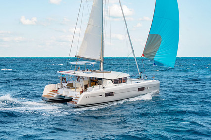 Lagoon 42 for sale in France for €515,749 (£448,302)