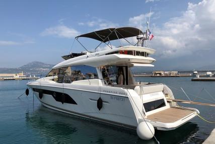 Prestige 520 for sale in France for €878,000 (£751,288)