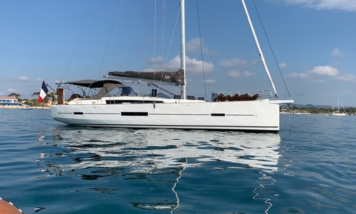 Image of Dufour Yachts 520 Grand Large for sale in France for €390,000 (£335,325) marseille, , France