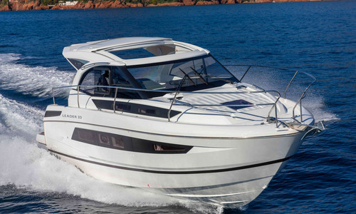 Image of Jeanneau Leader 33 for sale in France for €296,000 (£257,291) CANNES, , France