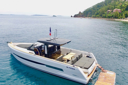 Fjord 42 for sale in France for €645,000 (£556,159)