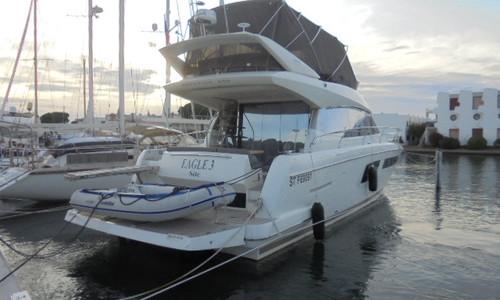 Image of Prestige 500 for sale in France for €749,000 (£641,284) LA GRANDE MOTTE, , France