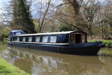 Collingwood 60' x 10' Widebeam for sale in United Kingdom for £109,950