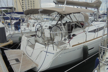 Jeanneau Sun Odyssey 419 for sale in France for €180,000 (£155,199)