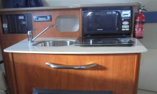 Image of Bayliner 245 Cruiser for sale in France for €22,900 (£19,657) LA GRANDE MOTTE, , France