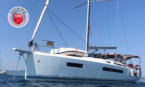 Image of Jeanneau Sun Odyssey 490 for sale in France for €328,000 (£282,226) agde, , France