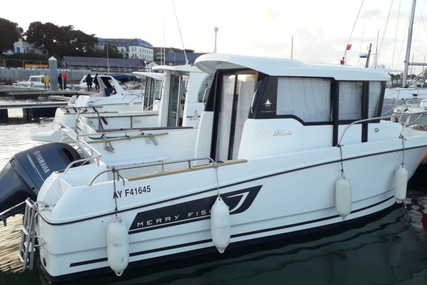 Jeanneau Merry Fisher 755 Marlin for sale in France for €46,000 (£39,662)