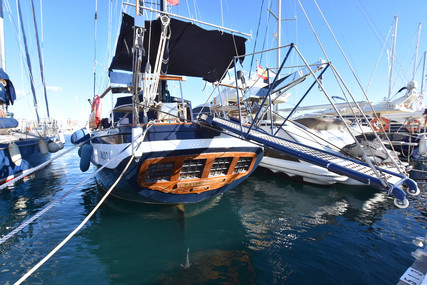 Jongert 18 S for sale in Spain for €360,000 (£309,923)