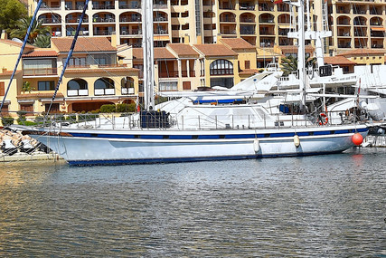 Jongert 22 D for sale in Spain for €800,000 (£689,810)