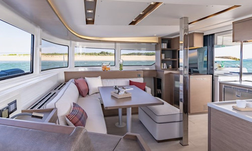 Image of Lagoon 46 for sale in Spain for €746,000 (£640,316) Alicante, Spain