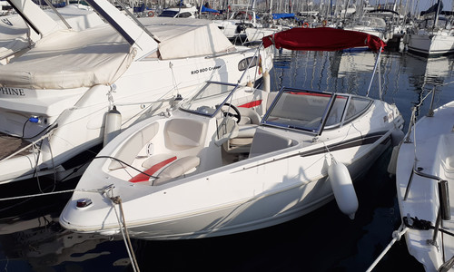 Image of Larson Senza 206 for sale in Spain for €22,900 (£19,503) Alicante (Alacant), Spain