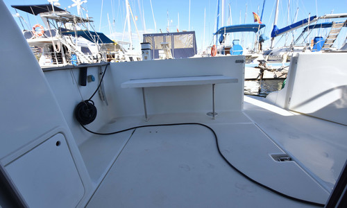 Image of Jeanneau Merry Fisher 805 for sale in Spain for €40,000 (£34,418) Alicante (Alacant), Alicante (Alacant), , Spain