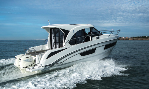 Image of Beneteau Antares 9 for sale in France for €141,500 (£122,593) HENDAYE, , France