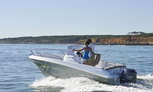 Image of Jeanneau Cap Camarat 5.5 CC for sale in France for €32,071 (£27,595) CHERBOURG, , France