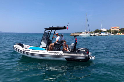 Zodiac Pro Open 550 for sale in Slovakia for €36,900 (£31,816)
