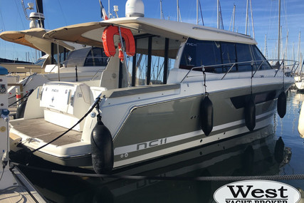 Jeanneau NC 11 for sale in France for €174,800 (£150,716)