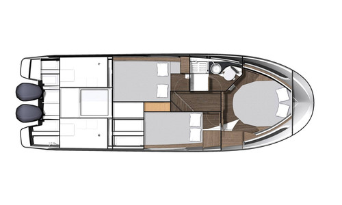 Image of Jeanneau MERRY FISHER 1095 FLY for sale in France for €238,000 (£206,876) LA ROCHELLE, , France