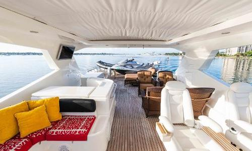 Image of Ferretti Motor Yacht for sale in United States of America for $1,800,000 (£1,296,410) Palm Beach, FL, United States of America
