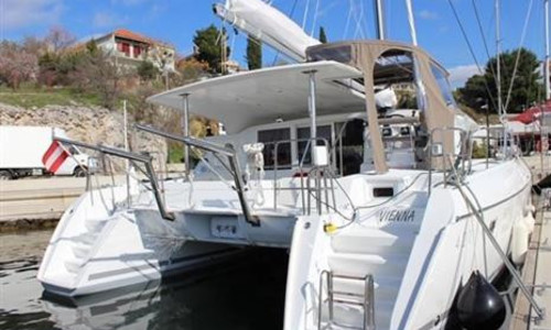 Image of Lagoon 421 for sale in Croatia for €349,000 (£298,937) Sukosan, , Croatia