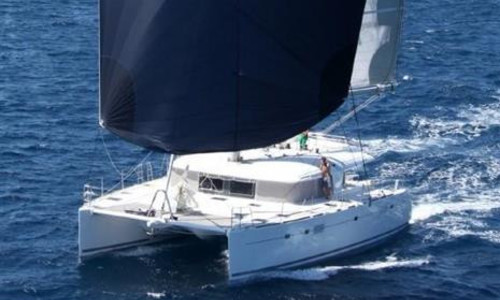 Image of Lagoon 560 for sale in Italy for €795,000 (£688,771) Loano, , Italy