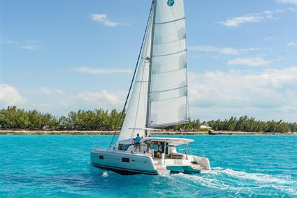 Lagoon 42 for sale in France for €398,000 (£343,163)