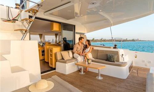 Image of Lagoon 42 for sale in France for €398,000 (£344,729) Les Sables d'Olonne, , France
