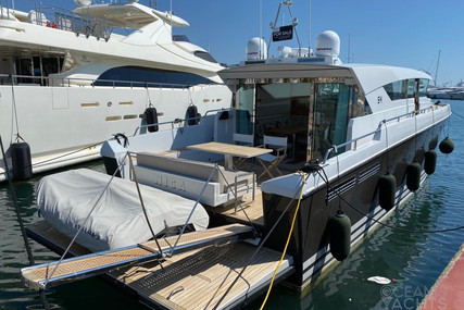 Delta 54 for sale in Italy for €799,000 (£694,668)