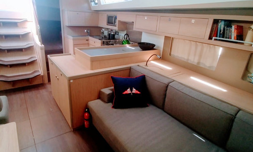Image of Beneteau Oceanis 55 for sale in France for €390,000 (£335,750) Costa Azzurra, Costa Azzurra, , France