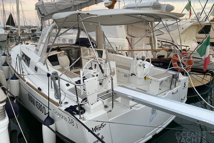 Beneteau Oceanis 38.1 for sale in Italy for €146,700 (£127,361)
