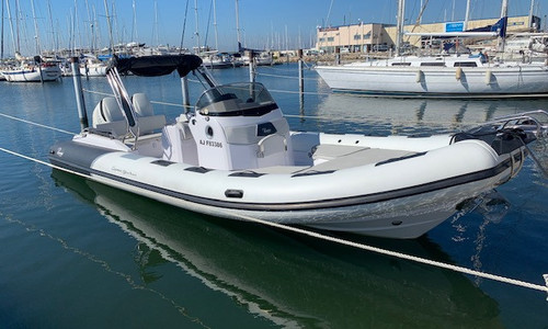 Image of Ranieri CAYMAN 31 SPORT TOURING for sale in France for €119,000 (£102,604) PORT LEUCATE, , France