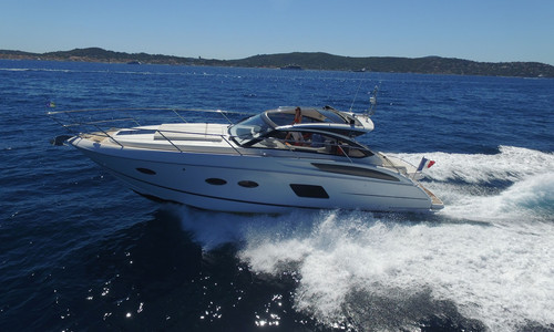 Image of Princess V39 for sale in France for €375,000 (£323,348) Marines de Cogolin, Marines de Cogolin, , France