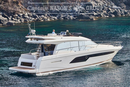 Prestige 520 for sale in France for €800,000 (£688,717)